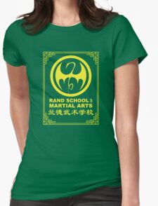 Rand School of Martial Arts Shirt Womens Fitted T-Shirt