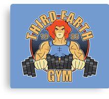 Third Earth Gym Canvas Print