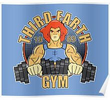 Third Earth Gym Poster
