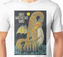 Dave Matthews Band, 2016, Saratoga Performing Arts Center, Saratoga Springs, NEW YORK Unisex T-Shirt
