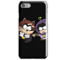 Coon vs Mysterion iPhone Case/Skin