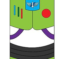 Buzz Phone Case by charholt