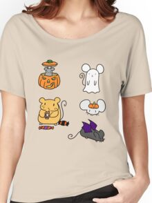 Halloween Mice! Women's Relaxed Fit T-Shirt