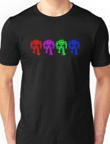 Manbot - Multi Bot Variant Unisex T-Shirt
