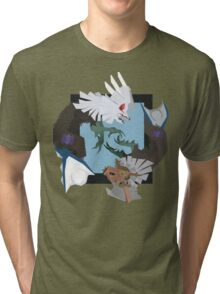 Pokemon Type:null and Silvally Tri-blend T-Shirt