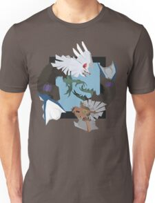 Pokemon Type:null and Silvally Unisex T-Shirt