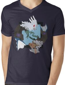 Pokemon Type:null and Silvally Mens V-Neck T-Shirt