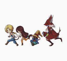 Final Fantasy IX Kids Tee
