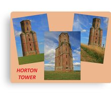 Horton Tower Canvas Print