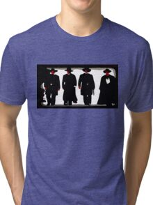 Shootout at the O.K. Corral Tri-blend T-Shirt