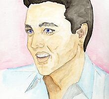 Elvis  by Anne Gitto