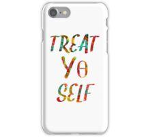 Treat Yo Self Theta iPhone Case/Skin