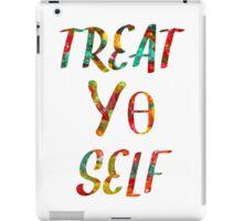 Treat Yo Self Theta iPad Case/Skin
