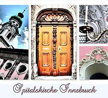 Spitalskirche Innsbruck by ©The Creative  Minds