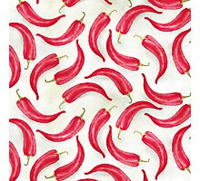 Spicy pattern Photographic Print