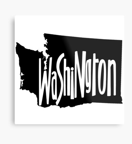 Washington Metal Print