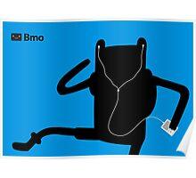 Adventure Time Bmo's Campaign (Apple iPod Parody). Finn Version. Poster