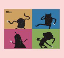 Adventure Time Bmo's Campaign (Apple iPod Parody). Kids Clothes