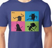 Adventure Time Bmo's Campaign (Apple iPod Parody). Unisex T-Shirt