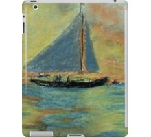 Sunset Sail iPad Case/Skin
