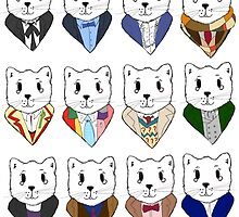 12 Doctors - Cats by Crystal Friedman