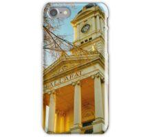 Golden Presence - Ballarat Station iPhone Case/Skin