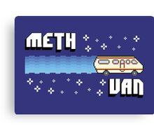 Meth Van Canvas Print