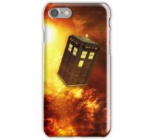 Tardis Space iPhone Case/Skin