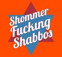 Shommer Fucking Shabbos Kids Clothes