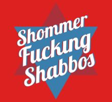 Shommer Fucking Shabbos Baby Tee
