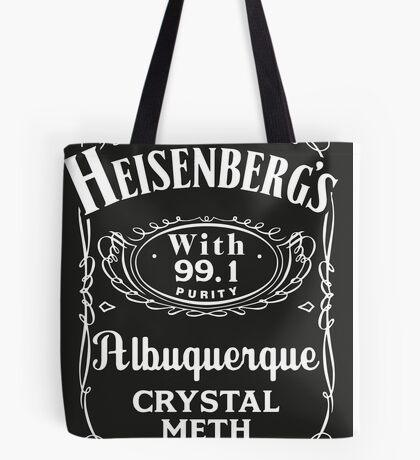 Heisenberg Pure Meth Tote Bag