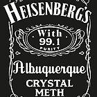 Heisenberg Pure Meth by Aguvagu