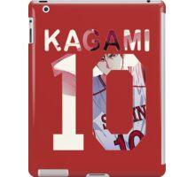 kagami 10  iPad Case/Skin