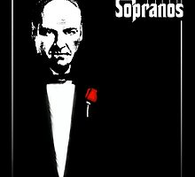 The Sopranos (The Godfather mashup) by Aguvagu