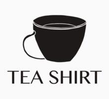Tea Shirt by DesignFactoryD