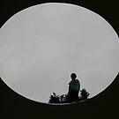 Sunlit Silhouette by Stuart Steele