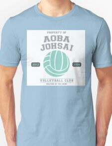 Team Aoba Johsai T-Shirt