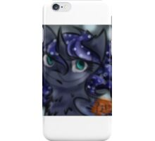 Luna Watercolor iPhone Case/Skin