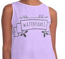 waterparks logo Contrast Tank