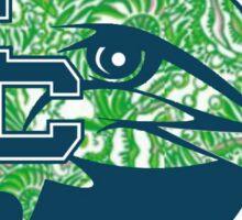 Endicott College Sticker