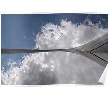 Gateway Arch Unique View Poster