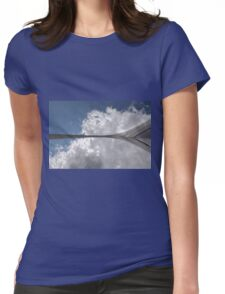 Gateway Arch Unique View Womens Fitted T-Shirt