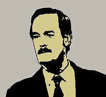 Basil Fawlty by DJVYEATES