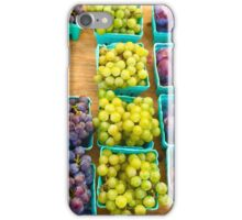 Grapes & Plums iPhone Case/Skin