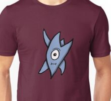 Scary Monster Unisex T-Shirt