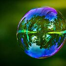 bubble by kevin  caldwell
