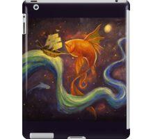 Goldship iPad Case/Skin