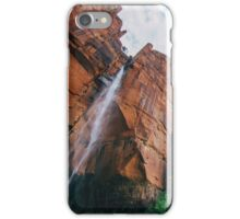 Waterfall Amazing View iPhone Case/Skin
