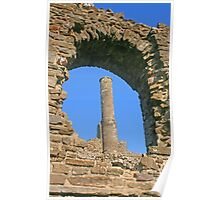 Norman Chimney Poster