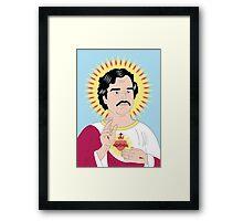 Saint Pablo Framed Print